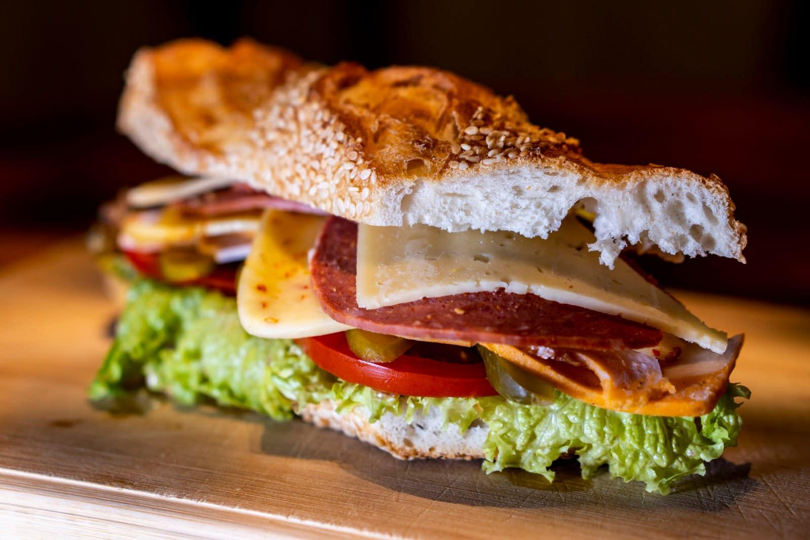Sandwicheries