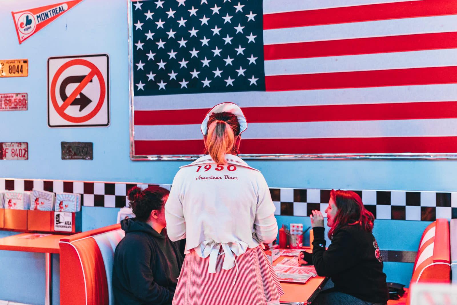 Restaurants Américains