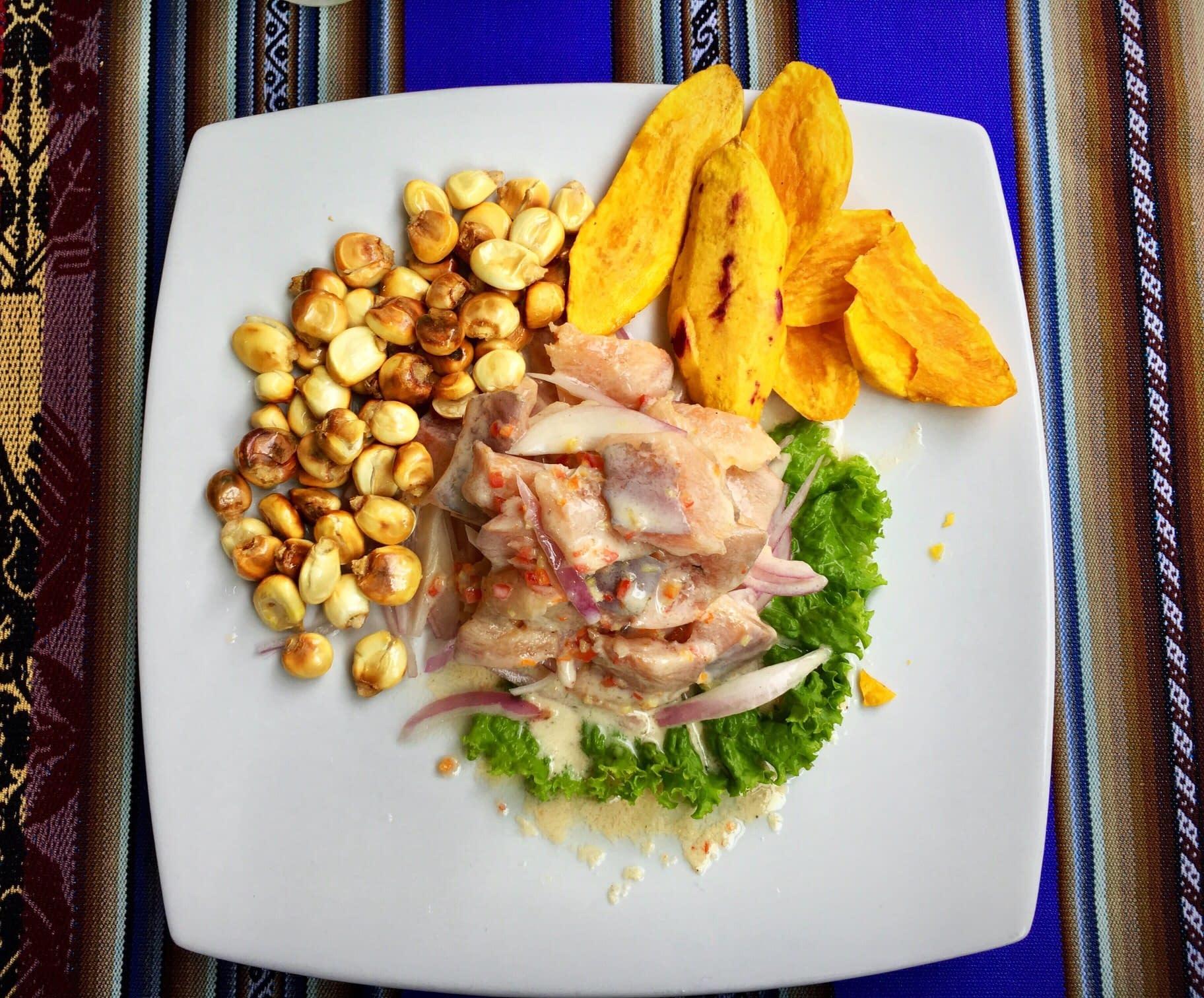 Restaurants Péruviens