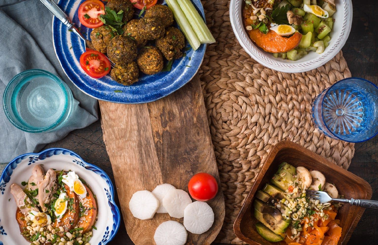 Restaurants Libanais
