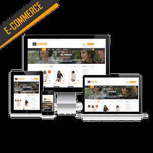 Publication Web – Izy Connect E-Commerce