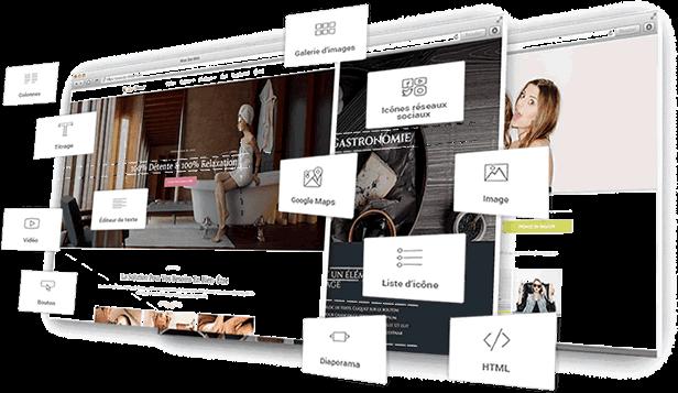 création site web professionnel izy connect agence web buziness
