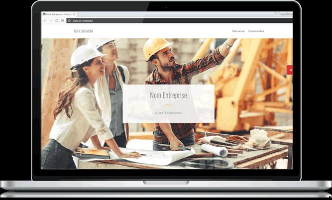 création site web start agence web buziness