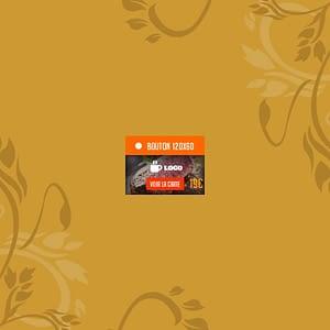 Création de boutons pour sites web 120×60