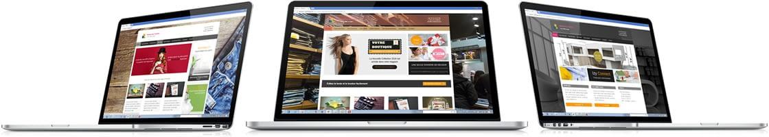 tarif création sites web agence web buziness